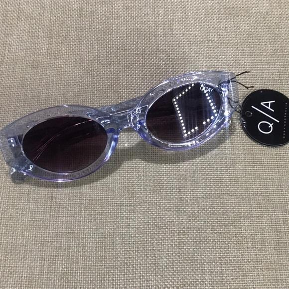 07f5c831182 Quay Australia See Me Smile sunglasses